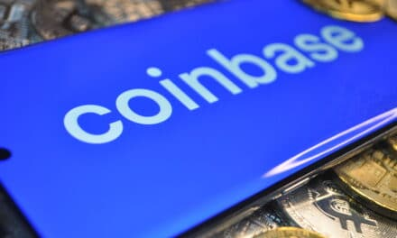 Coinbase Scores Outperform Rating. Price Target Set at $434