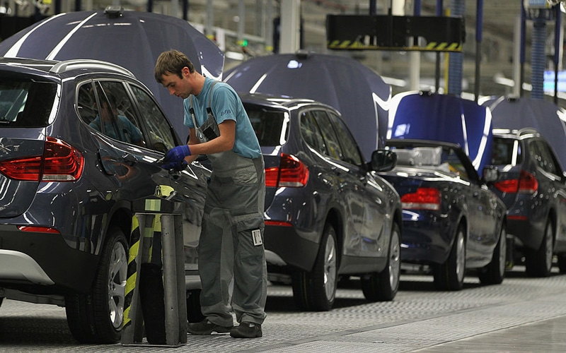 Germany's Transition To Electric Vehicles Could Affect At Least 178,000 Workers