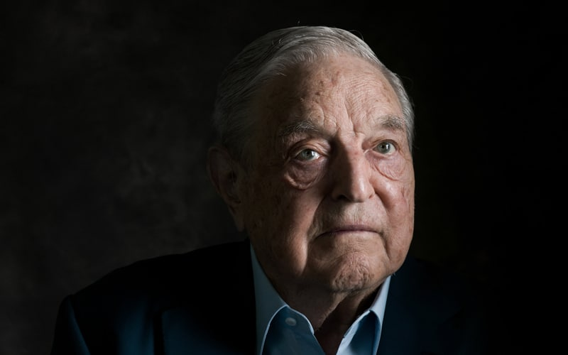 George Soros Gobbles Up Stocks Marked Down By Archegos Fallout