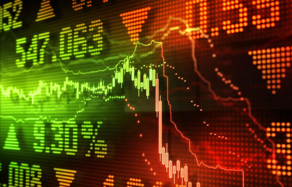 Stock Futures Fall On Inflation, Pandemic Uncertainties