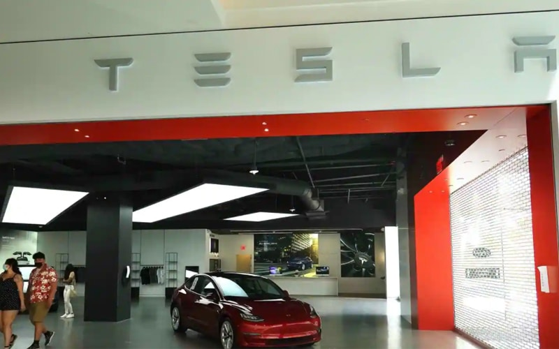 Tesla Is Already Sold Out for the Second Quarter