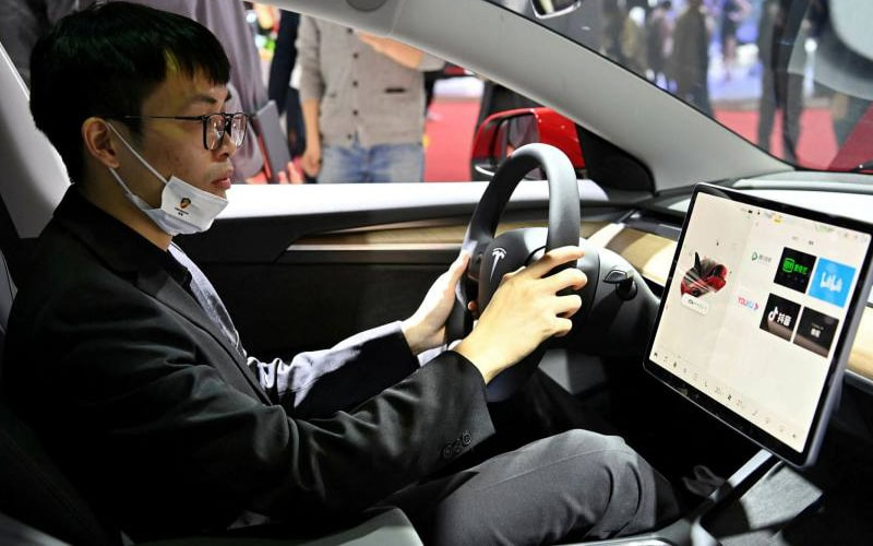 Tesla Owners in China Will Be Able to Access Data Logs Before End of the Year