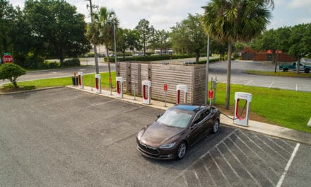 Tesla Hits 25,000 Fast-Charging Stations Worldwide
