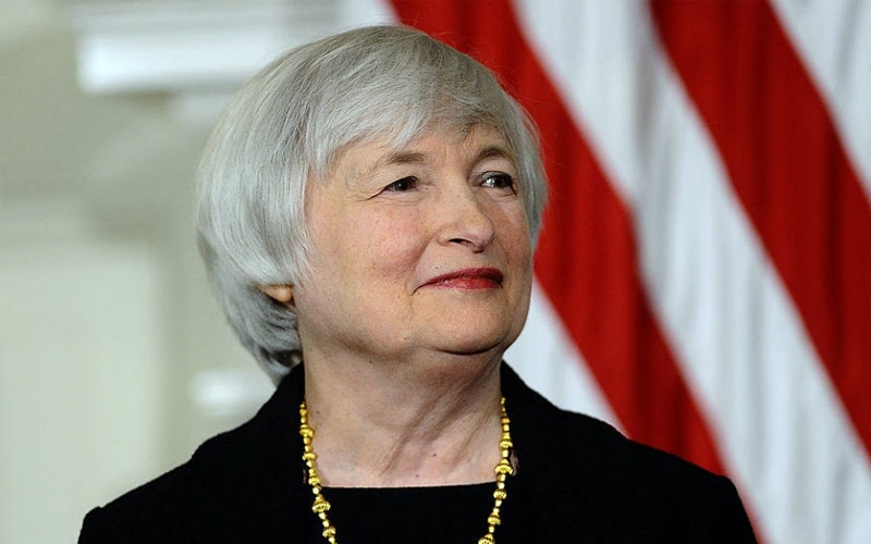 Why Treasury's Yellen Does Not Predict A Hike In Interest Rates