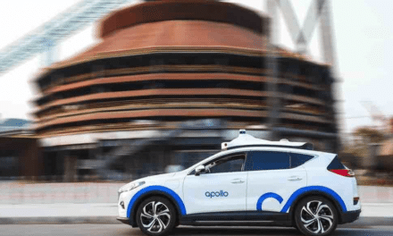 Baidu Taps BAIC To Roll Out 1,000 'Robotaxis' in Next Three Years