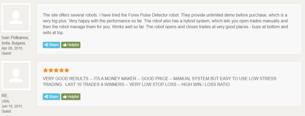 Dynamic Pro Scalper Reviews from customers
