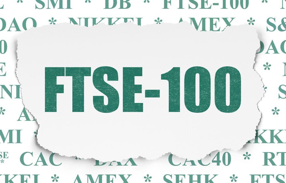 Top 5 FTSE 100 Stocks to Invest in