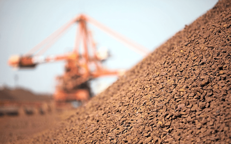 After a Scintillating Run, Iron Has to Face off Against Governments in the Markets