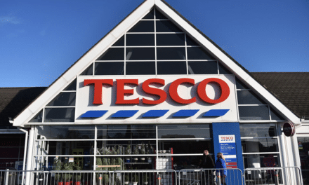 Tesco's Sales in the UK Eases to a 0.5% Growth on Lifting of Restrictions