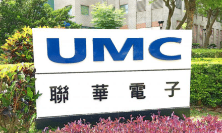 United Microelectronics Sales Up 16.57% in May