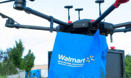 Walmart Drone Deliveries One Step Closer With DroneUp Investment