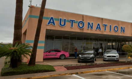 AutoNation Hits All-time Record High EPS for the Second Quarter of 2021