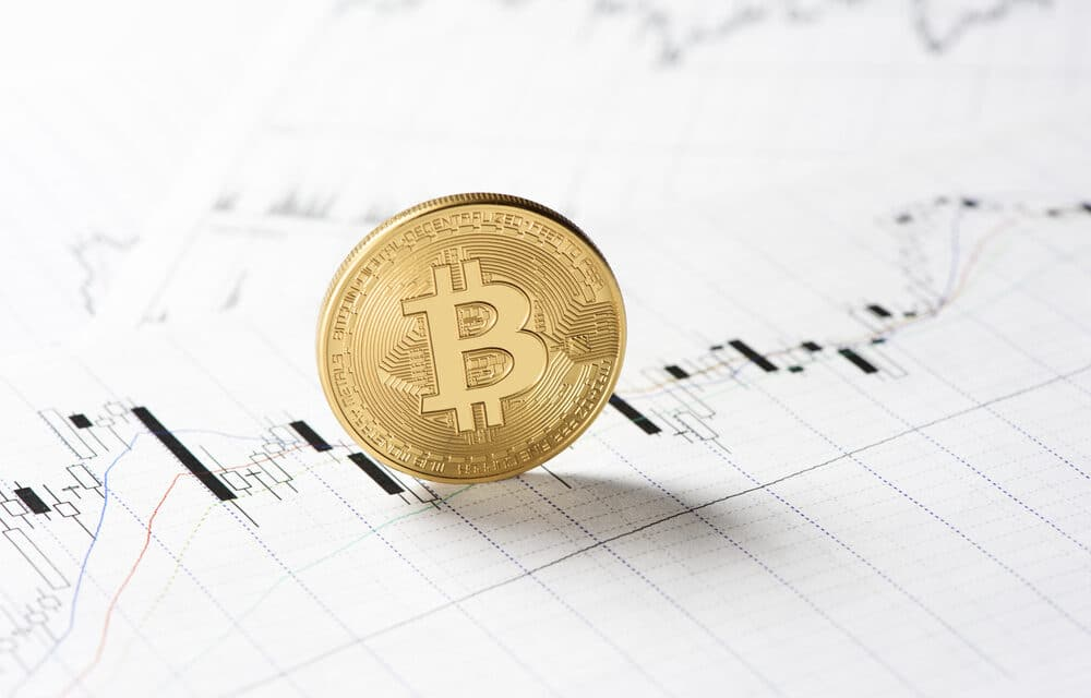 Bitcoin Price Stumbles Below $30,000, Trading 55% Below its All-Time High