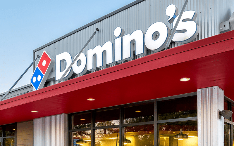 Domino's Posts Bullish Results as New Menu Items Boost Revenues by 12.2%