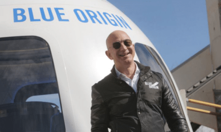 """""""To the Space."""" Get to Know the Details of Bezos Space Flight on Tuesday"""