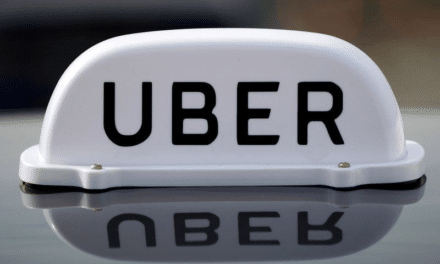 Uber Stock Down 4% as Softbank Covers in Red