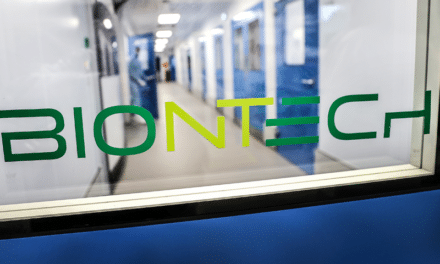 BioNTech Top Line Surges Over 12,600% on COVID-19 Vaccine Rollout