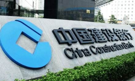 China Construction Bank Posts Double-Digit Climb in First-Half Bottom Line