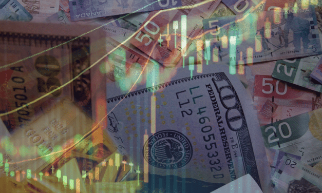 Multi-Asset Analysis: USDCAD Under Pressure As Gold Rallies Past $1800 Ahead of Powell Speech