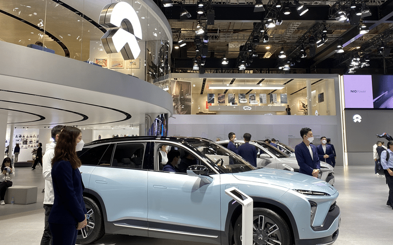 NIO Losses Halved in the Second Quarter as Deliveries Hit Record High