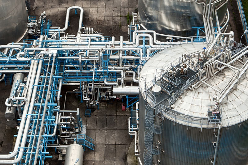 US Poised to Enter November With Below-Average Natural Gas Inventories
