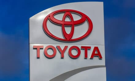 Toyota Bottom Line Up Over 460% in First Quarter