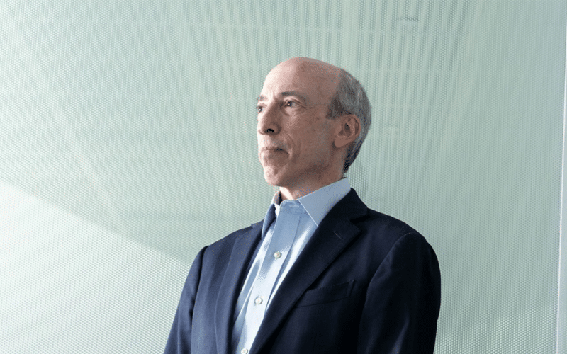 SEC Chair Gensler Says Crypto Space Like 'Wild West,' Not Enough Investor Protection