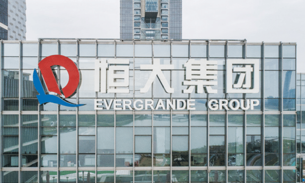 China Evergrande Soars as Unit Commits Interest Payment