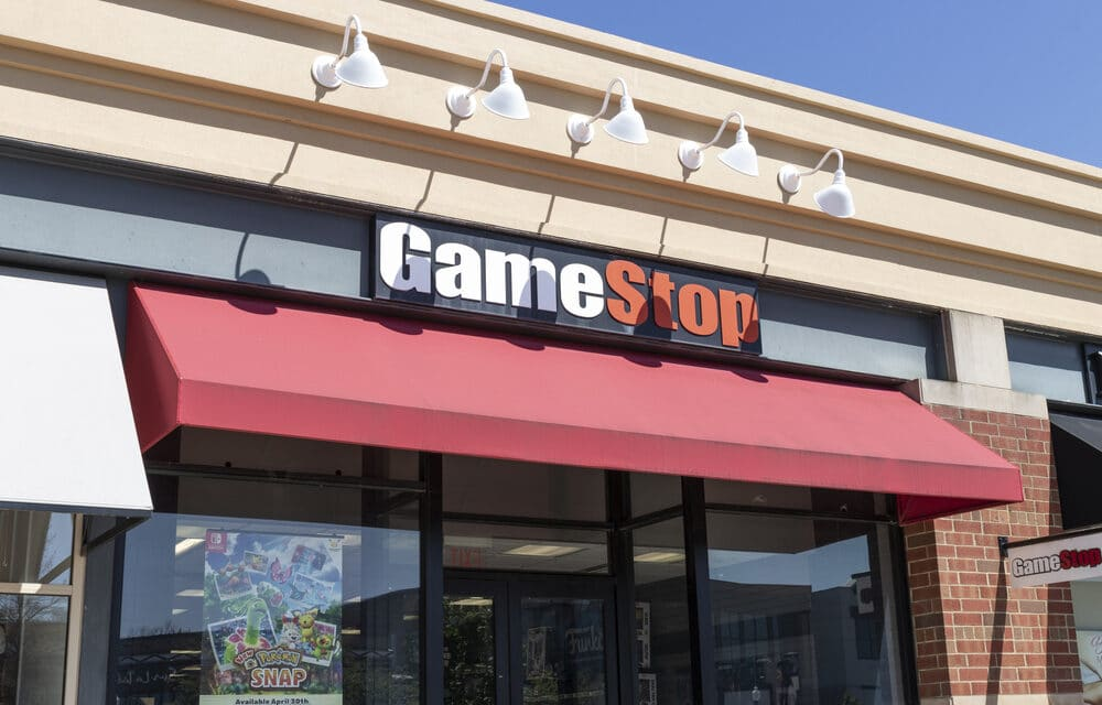 GameStop Sank Over 9% in Spite of $1.18 Billion Sales and Lower Loss
