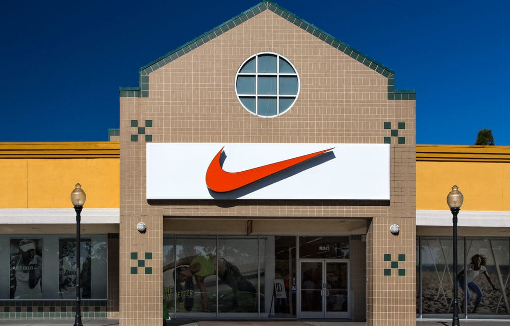 NIKE First-Quarter Earnings Up Double Digits