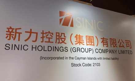 China's Sinic Holdings Stops Trading After Shares Slump Nearly 90%