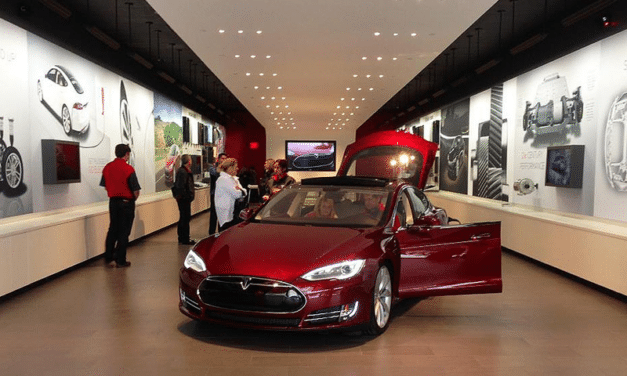 Tesla Posted Sales of 44,264 China-Manufactured Vehicles as Local Sales Jumped