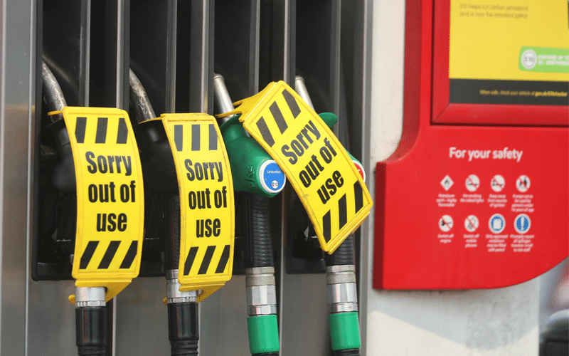 UK Mulls Deploying Army to Address Fuel Woes