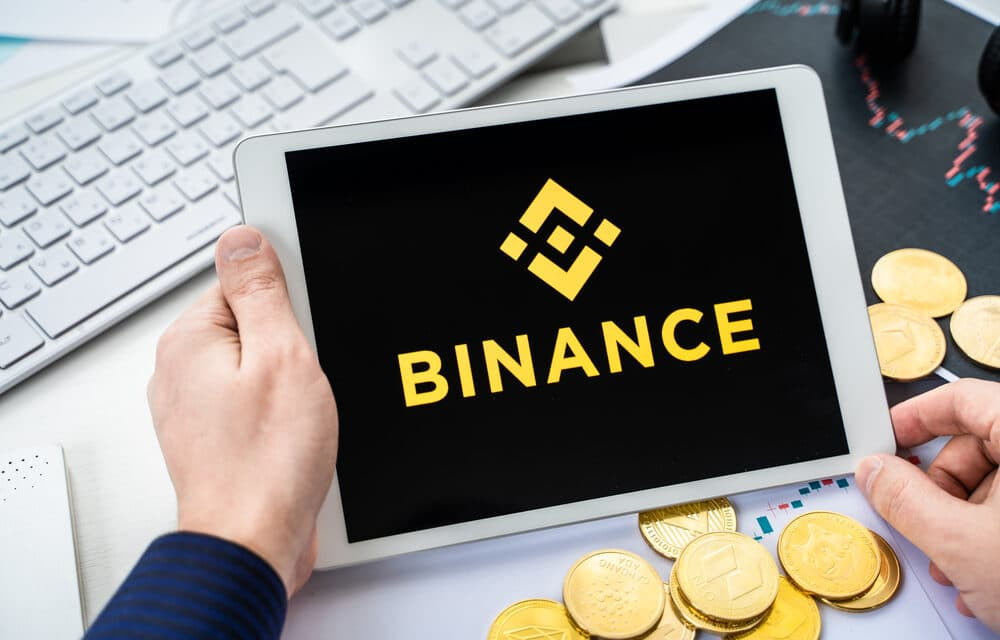 Binance Launches $1 bln Crypto Growth Fund, Targets Gaming, Finance, Virtual Reality