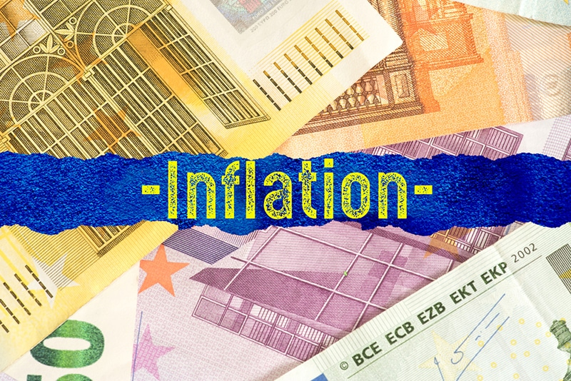 Eurozone Inflation Accelerates to 13-Year High in September