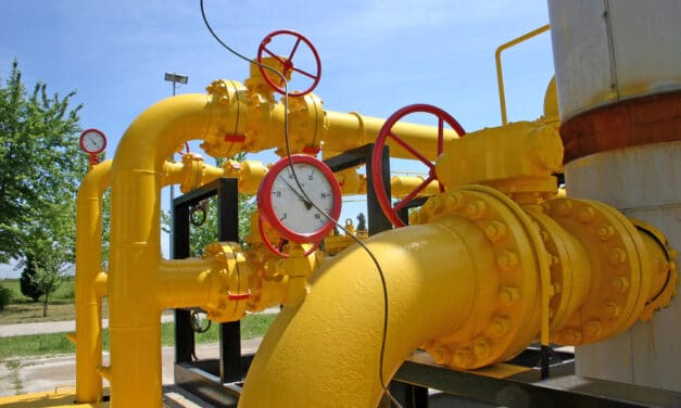 UK Gas Contracts Up Nearly 40%