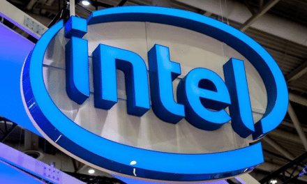 Intel Posts $19.2 B Sales for Third Quarter, up 5%, On Strong Enterprise Recovery