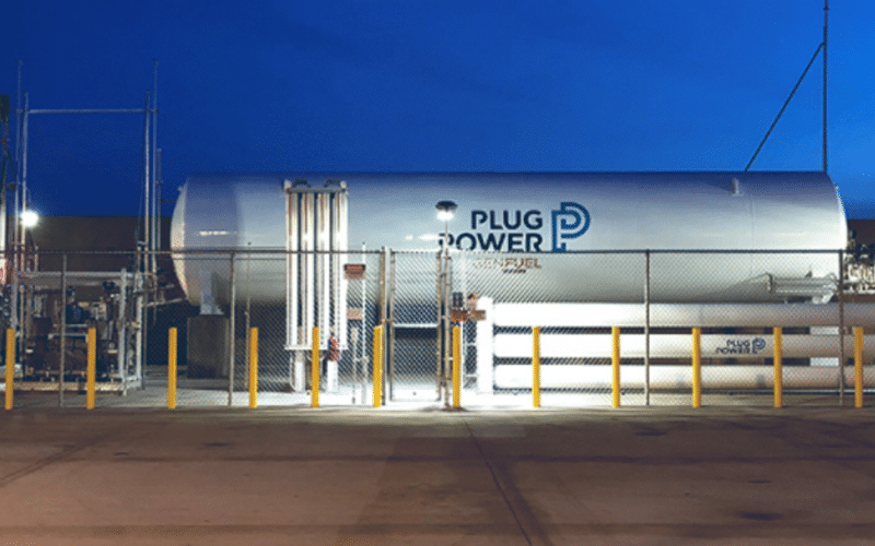 Plug Power Launches New Hydrogen Fuel Cell-Powered Van