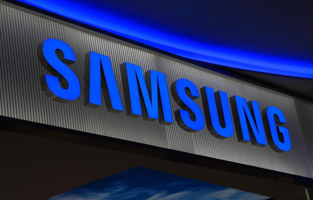 Samsung Shares Falls After Reports Third-Quarter Profit Likely Up 28%, Below Analysts' Estimates