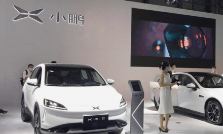 Xpeng Unit Sales up Nearly 200% in September